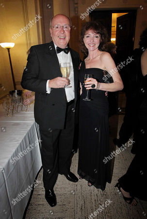 Howard Brydon with Melanie Walters