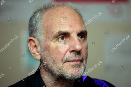 Editorial picture of Dr Philip Nitschke gives public speech on assisted suicide at the Quakers Meeting House in Cardiff, Wales, Britain - 24 Feb 2011
