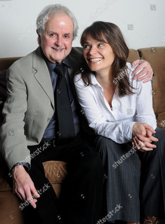 Actor Rodney Bewes With Jane Fryer