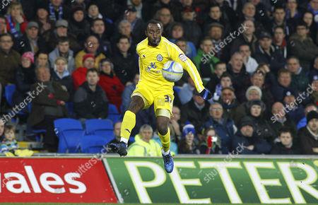 Leicester City striker Darius Vassell