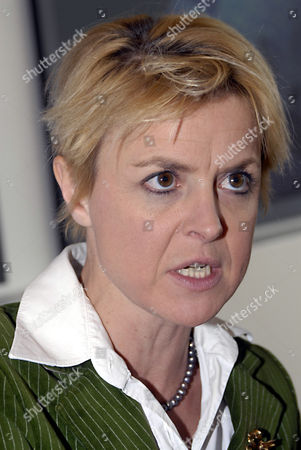Stock Image of Lykke Friis, Danish Minister for Climate and Energy