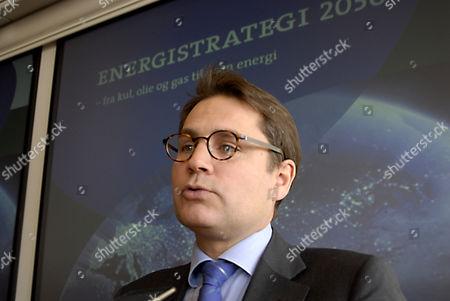 Minister for Economy, Brian Mikkelsen