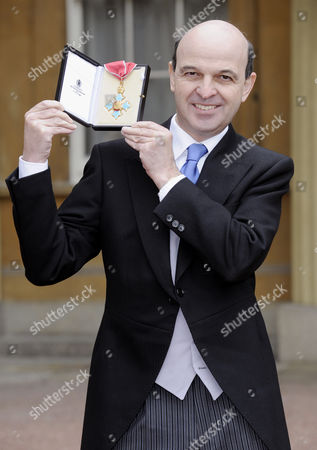 Editorial photo of Investitures at Buckingham Palace, London, Britain - 01 Mar 2011