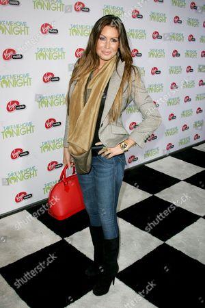 Stock Picture of Rachel Uchitel
