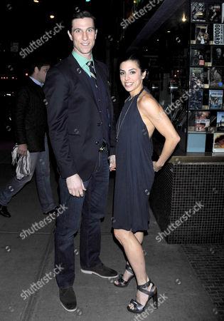 Editorial picture of 'HappyThankYouMorePlease' Cinema Society film screening, New York, America - 02 Mar 2011