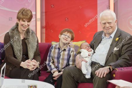 Editorial photo of 'Lorraine Live' TV Programme, London, Britain. - 03 Mar 2011