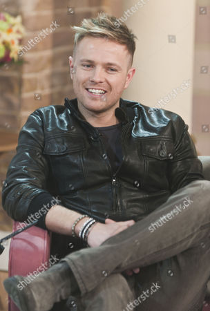 Stock Picture of Westlife - Nicky Bryne
