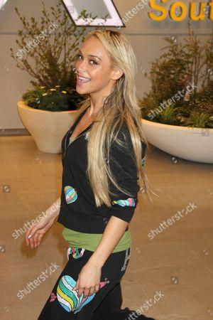 Stock Picture of Kaci Battaglia