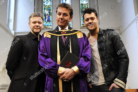 Editorial photo of Promotion for 'Brother Love's Travelling Salvation Show', St Mark's Church, London, Britain - 03 Mar 2011