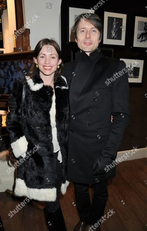 Stock Picture of Jodie Anderson and Brett Anderson