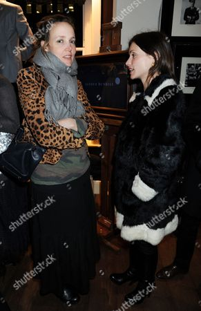 Editorial picture of 'Port' magazine launch, London, Britain - 3 March 2011