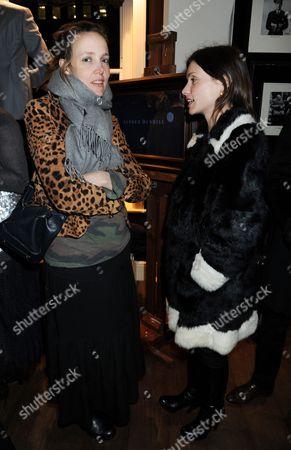 Editorial photo of 'Port' magazine launch, London, Britain - 3 March 2011
