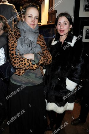 Editorial image of 'Port' magazine launch, London, Britain - 3 March 2011