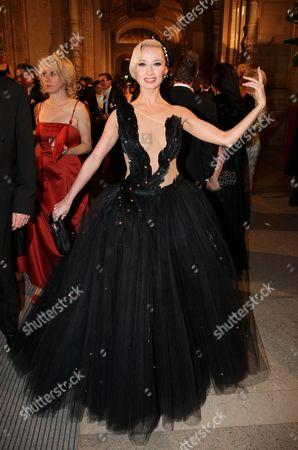Stock Photo of Karina Sarkissova