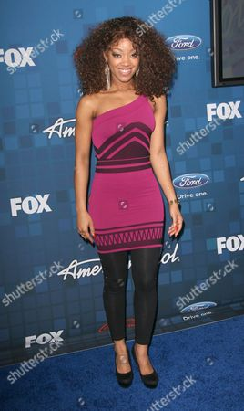 Editorial picture of American Idol Season 10 Top 13 Finalists Party, Los Angeles, America - 03 Mar 2011