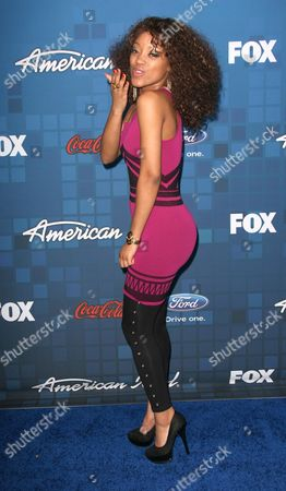 Editorial image of American Idol Season 10 Top 13 Finalists Party, Los Angeles, America - 03 Mar 2011