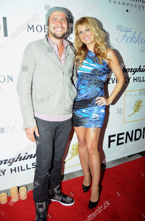 Editorial picture of Grand opening celebration of Fig & Olive restaurant, Hollywood, Los Angeles, America - 02 Mar 2011