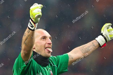 Stock Picture of Cristian Abbiati