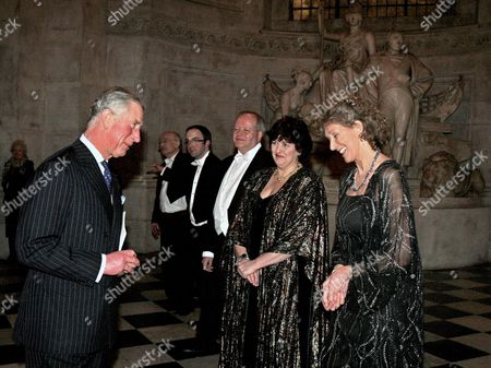 Editorial picture of Prince Charles at Royal Gala Concert, St Paul's Cathedral, London Britain - 03 Mar 2011
