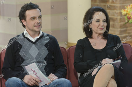 Mike Toolan and Lesley Joseph