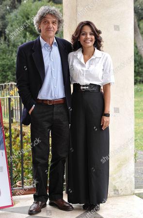 Stock Picture of Italo Spinelli, Priyanka Bose