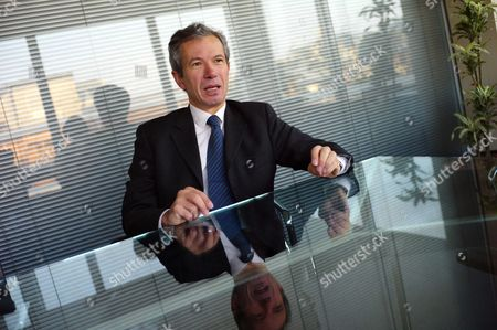 Editorial picture of Remi Grenier, CEO of Mondial Assistance, Paris, France  - 03 Dec 2010