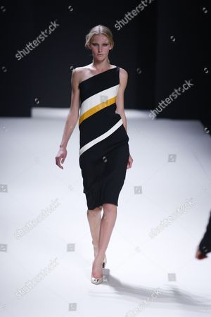 Editorial image of Pedro Lourenco, Autumn Winter 2011, Paris Fashion Week, Paris, France - 04 Mar 2011