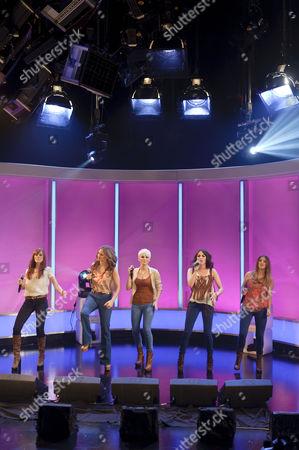 Wonderland - Corrina Durran, Jodi Albert, Kasey Smith, Sharon Condon and Leigh Learmont.