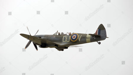 Editorial picture of Celebrations to mark the 75th Anniversary of the first flight of the Spitfire, Southampton, Britain - 05 Mar 2011