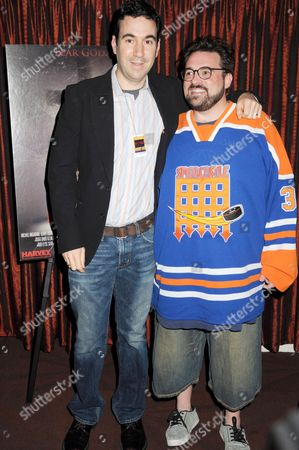 Jon Gordon and Kevin Smith