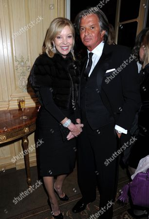 Jackie Caring and Richard Caring