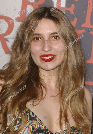Editorial picture of 'Red Riding Hood' Film Premiere, Los Angeles, America - 07 Mar 2011