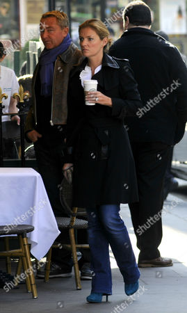 Editorial image of Michael Flatley out and about, Knightsbridge, London, Britain  - 05 Mar 2011