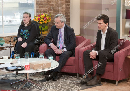 Stock Image of Heather Rutherford, Mike Griffith and Adam Wishart