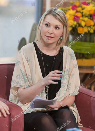 Editorial picture of 'This Morning' TV Programme, London, Britain - 08 Mar 2011