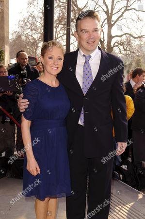 Editorial image of TRIC TV & Radio Awards, Grosvenor House, London, Britain - 08 Mar 2011