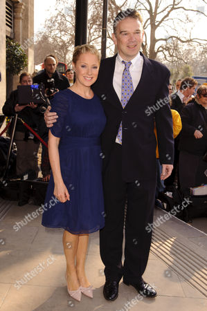 Editorial picture of TRIC TV & Radio Awards, Grosvenor House, London, Britain - 08 Mar 2011