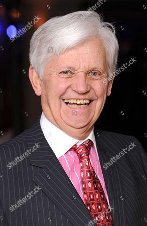 Editorial picture of TRIC TV & Radio Awards, Grosvenor House, London, Britain - 08 Mar 2011
