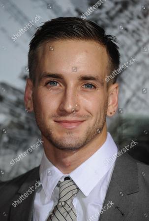 Editorial photo of 'Battle: LA' Film Premiere, Los Angeles, America - 08 Mar 2011