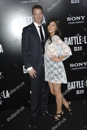 Jim Parrack & wife Ciera Parrack