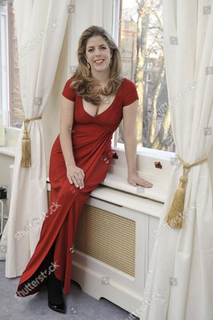 Editorial photo of Victoria Tryon at home in Chelsea, London, Britain - 03 Mar 2011