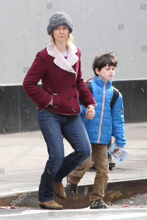 Editorial image of Cynthia Nixon out and about in New York, America - 09 Mar 2011
