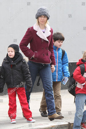 Editorial picture of Cynthia Nixon out and about in New York, America - 09 Mar 2011