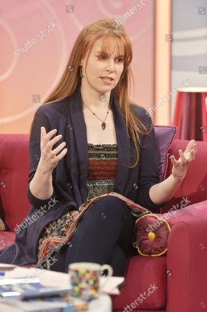 Editorial image of 'Lorraine Live' TV Programme, London, Britain - 10 Mar 2011