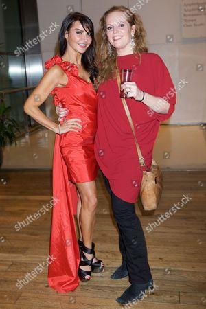 Lizzie Cundy and Eva Maria Westbroek