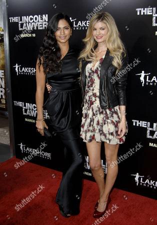 Camila Alves & Marissa Miller