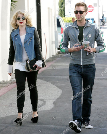 Editorial picture of Kelly Osbourne out and about in Beverly Hills, Los Angeles, America - 10 Mar 2011
