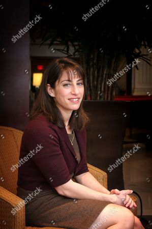 Editorial image of Carie Lemack, co founder of Global Survivors Network, New York, America - 17 Feb 2011