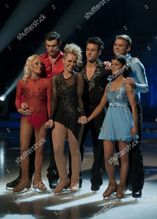 Editorial picture of 'Dancing on Ice' TV Programme, Shepperton Studios, Middlesex, Britain  - 13 Mar 2011