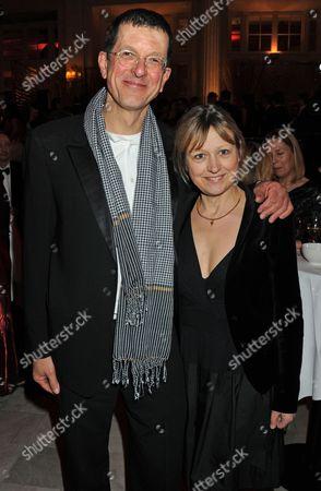 Antony Gormley and Vicken Parsons